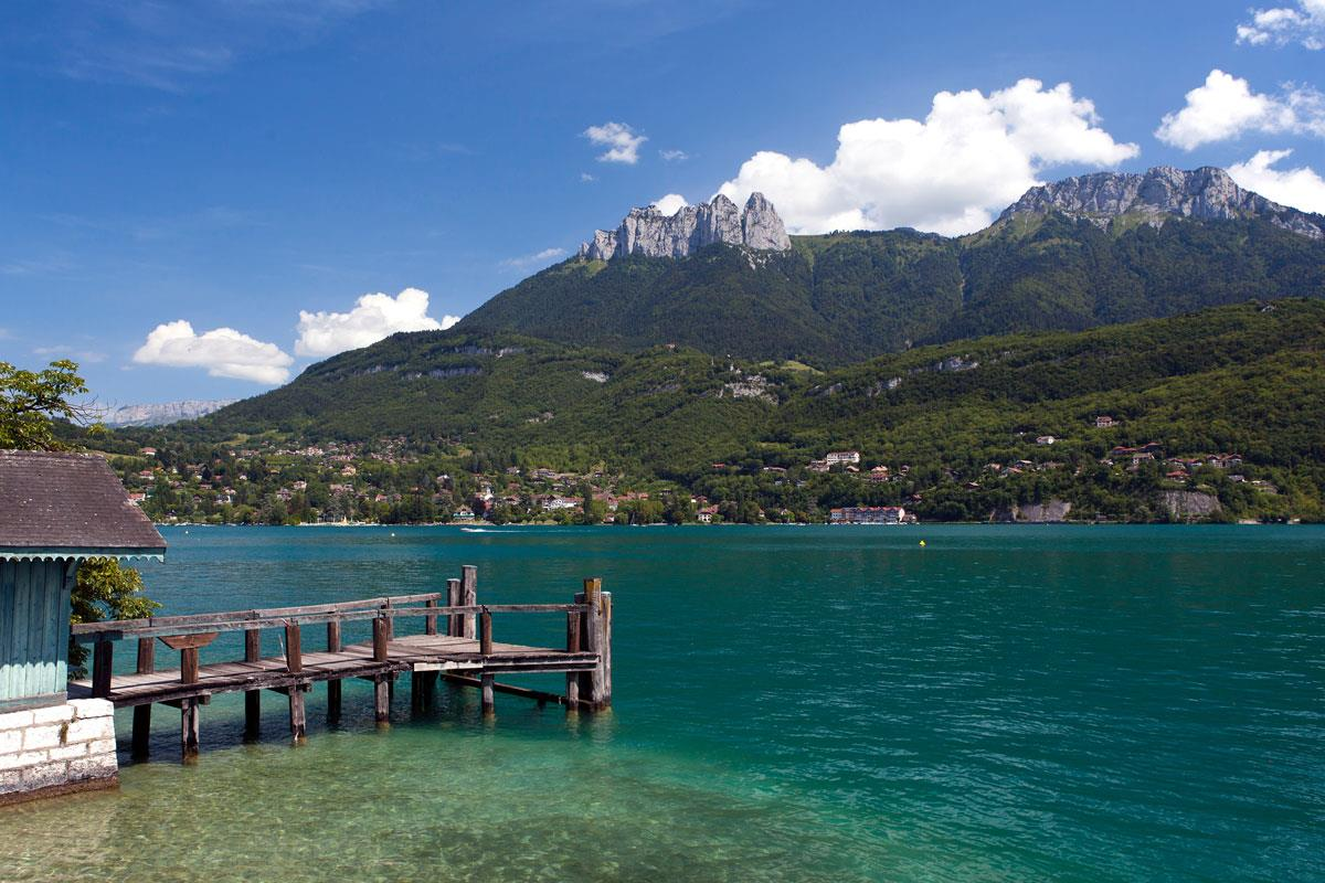 Lake Annecy (Duingt)