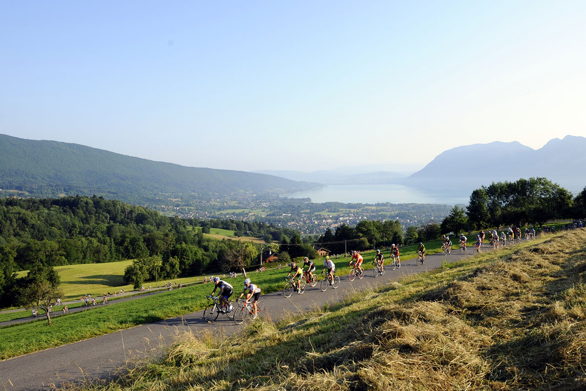 Annecy Cycling