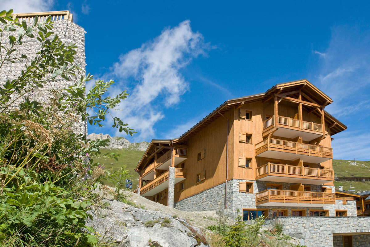 Le Telemark, Tignes les Lac (self catered apartments)