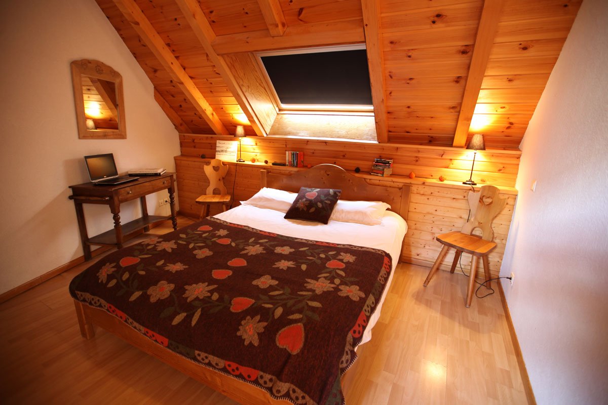 Chalet Le Planet (Valloire) Bedroom