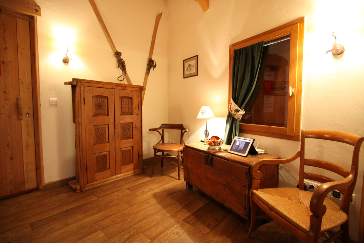 Chalet Le Planet (Valloire) WiFi