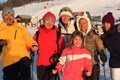 Family Ski Group in Montgenevre