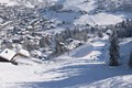Mendi Alde & Chamois, La Clusaz (self catered apartments + hotel) - Easy access to slopes via footbrdige