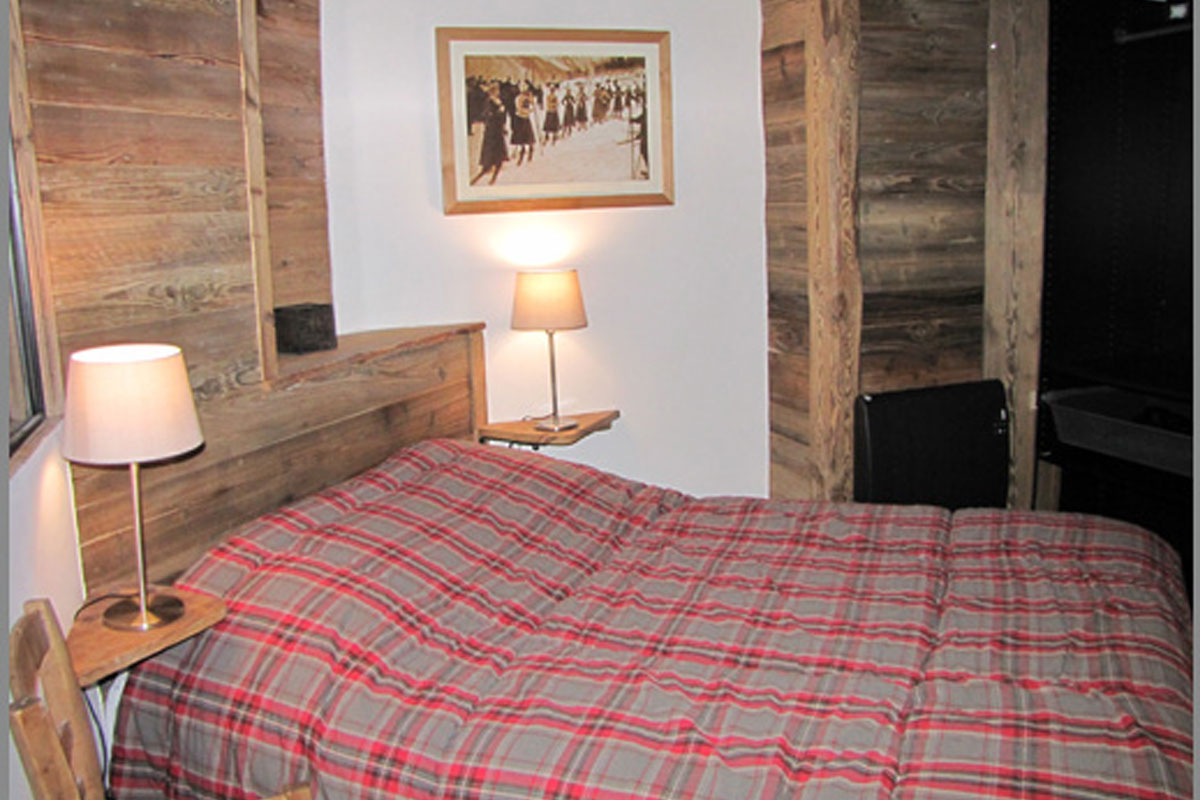 Arcades 108, Morillon (Grand Massif) Bedroom