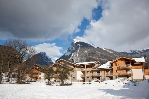 La Reine des Pres, Samoens (self catered apartments)