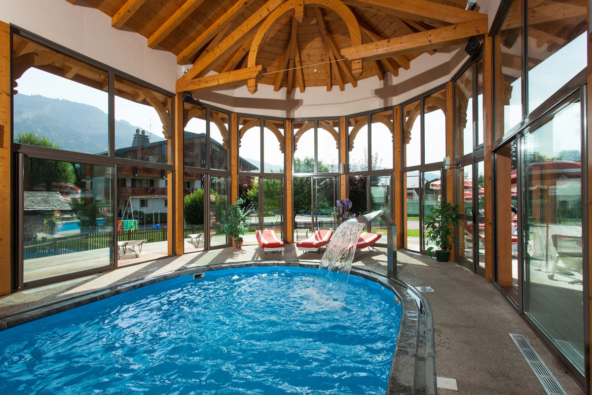 Neige et Roc, Samoens (Grand Massif) - Indoor Pool
