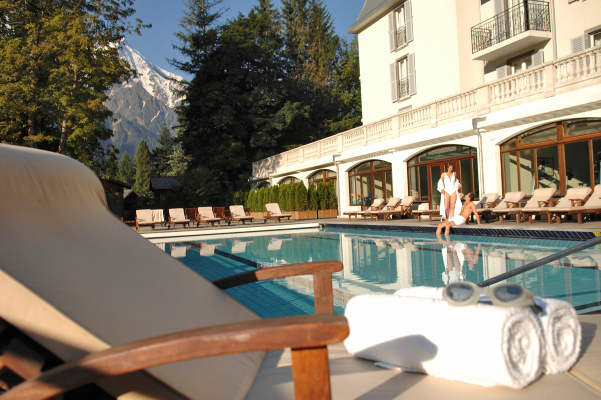 Club Med Chamonix Mont Blanc All Inclusive, Chamonix (Mont Blanc) - Outdoor heated pool