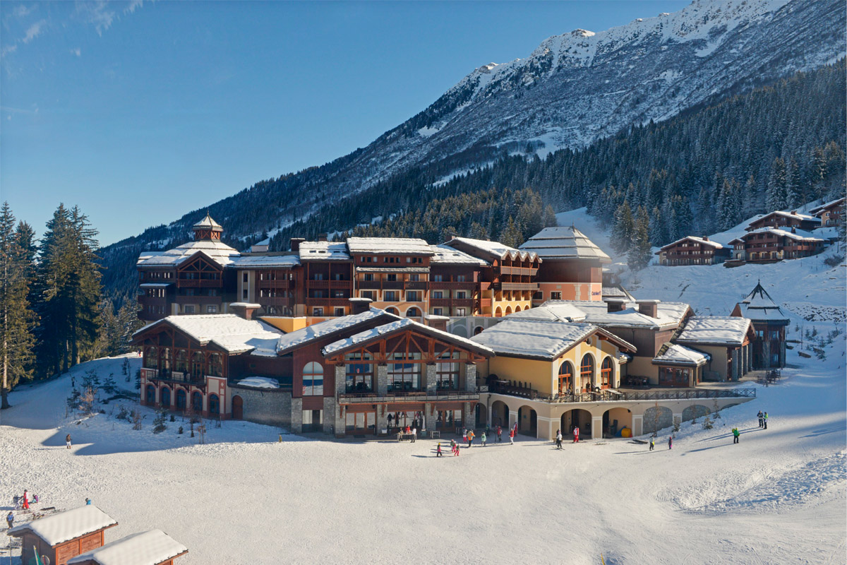 Club Med Valmorel Resort All Inclusive, Valmorel (Grand Domaine) - Foot of the slopes