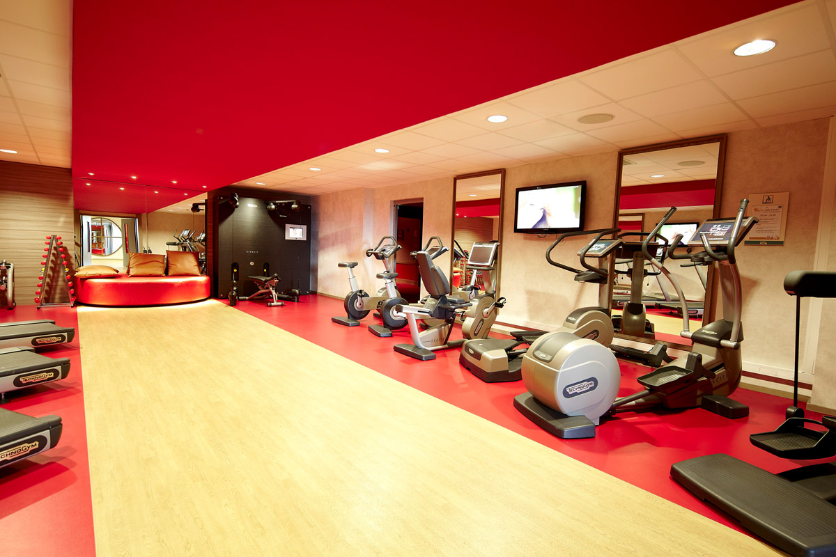 Club Med Valmorel Resort All Inclusive, Valmorel (Grand Domaine) - Gym
