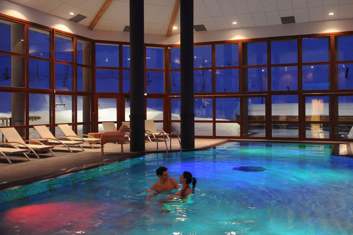 Club Med Valmorel Resort All Inclusive, Valmorel (Grand Domaine) - Indoor Pool
