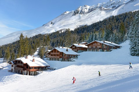 Club Med Valmorel Chalet All Inclusive, Valmorel (Grand Domaine) - Chalets on mountainside