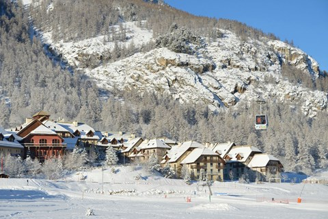Club Med Serre Chevalier All Inclusive, Serre Chevalier - Foot of the slopes