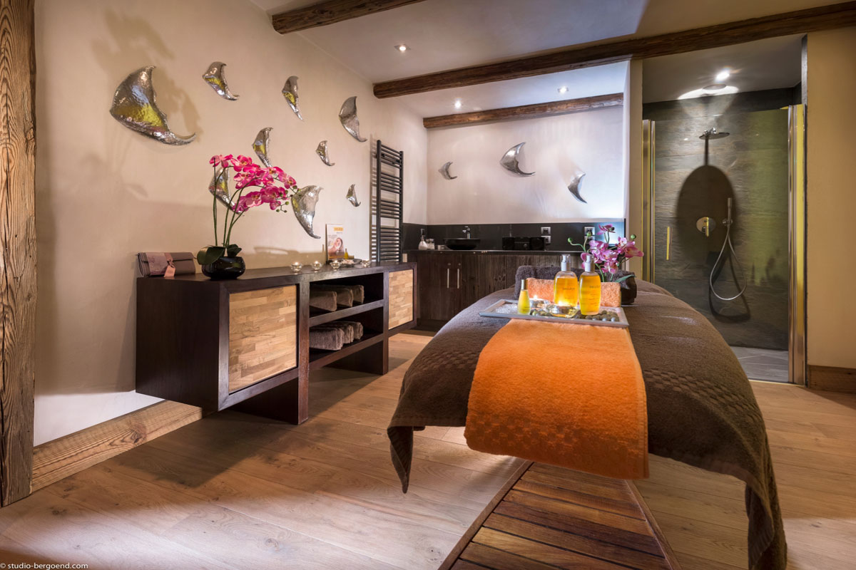 Le Napoleon, Montgenevre (self catered apartments) - Spa
