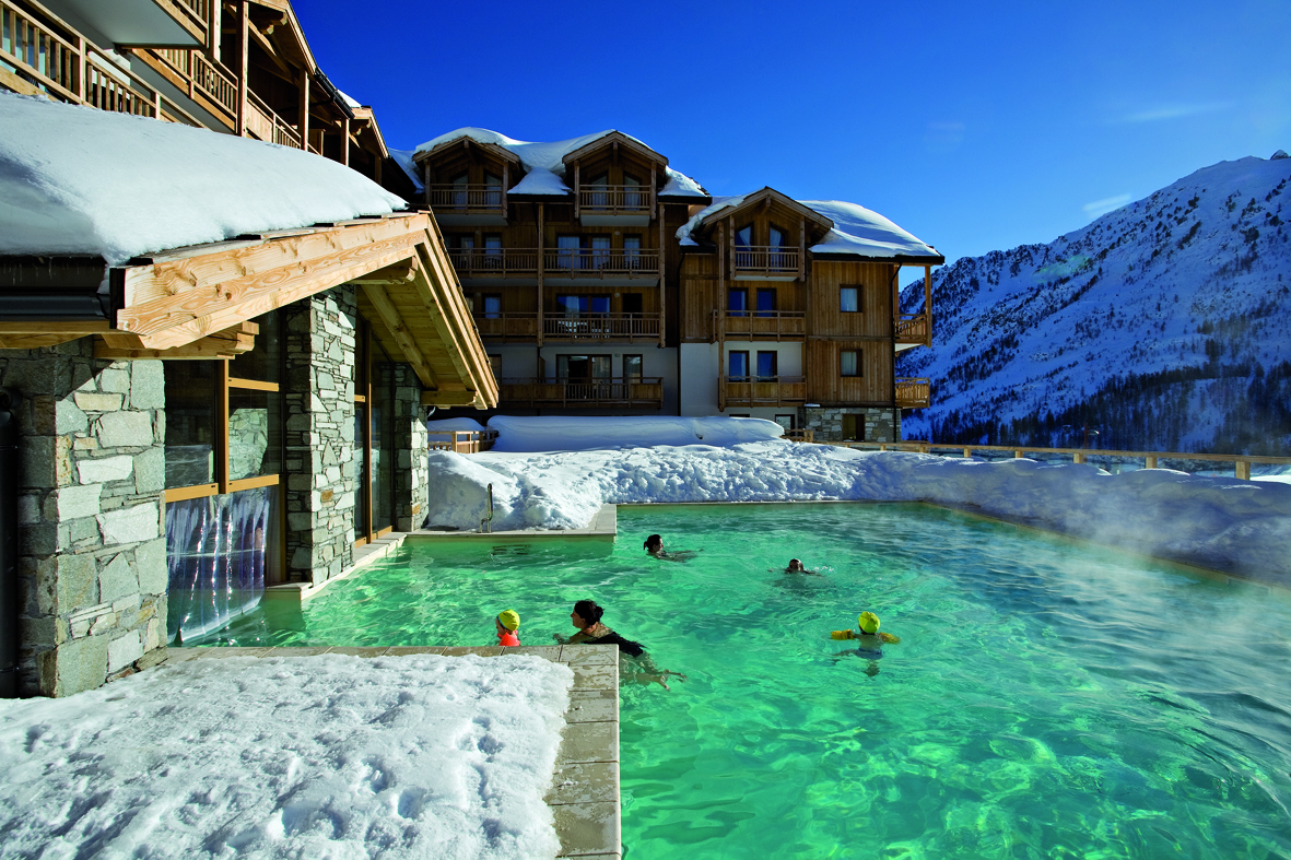 Hameau des Airelles - perfect for Easter skiing