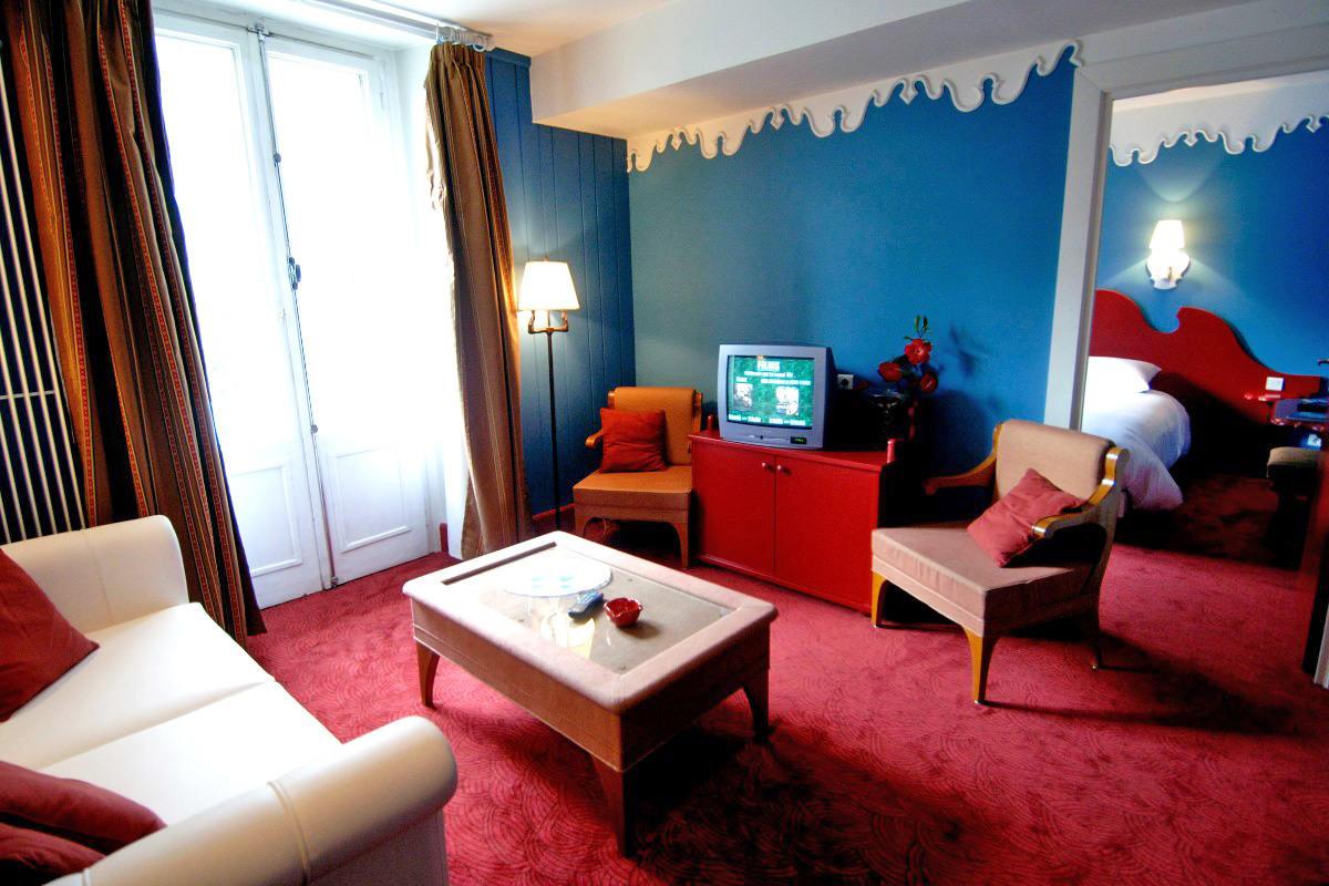 Club Med Chamonix All Inclusive, Chamonix (Mont Blanc) - Deluxe room