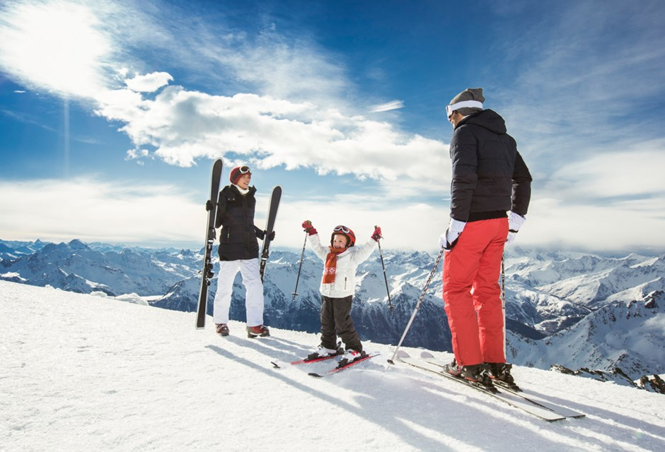 Club Med All Inclusive Family Skiing
