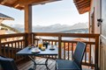 Les Armaillis, Les Saisies (self catered apartments) - Balcony with views