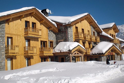 Le Refuge, La Rosiere (self catered apartments)