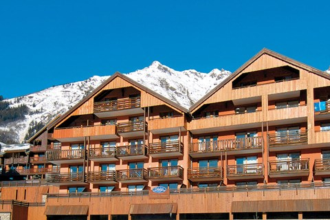 Dome des Rousses, Vaujany (self catered apartments)