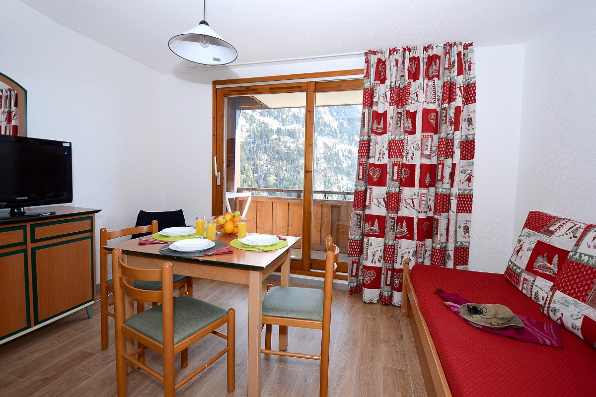 Dome des Rousses, Vaujany (self catered apartments) - Apartment