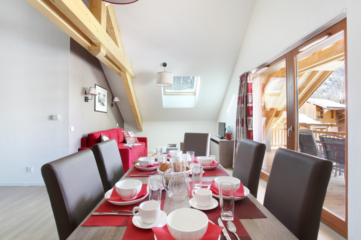 Aquisana, Serre Chevalier (self catered apartments) - Apartment