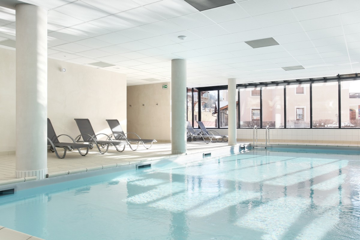 Aquisana, Serre Chevalier (self catered apartments) - Indoor Pool