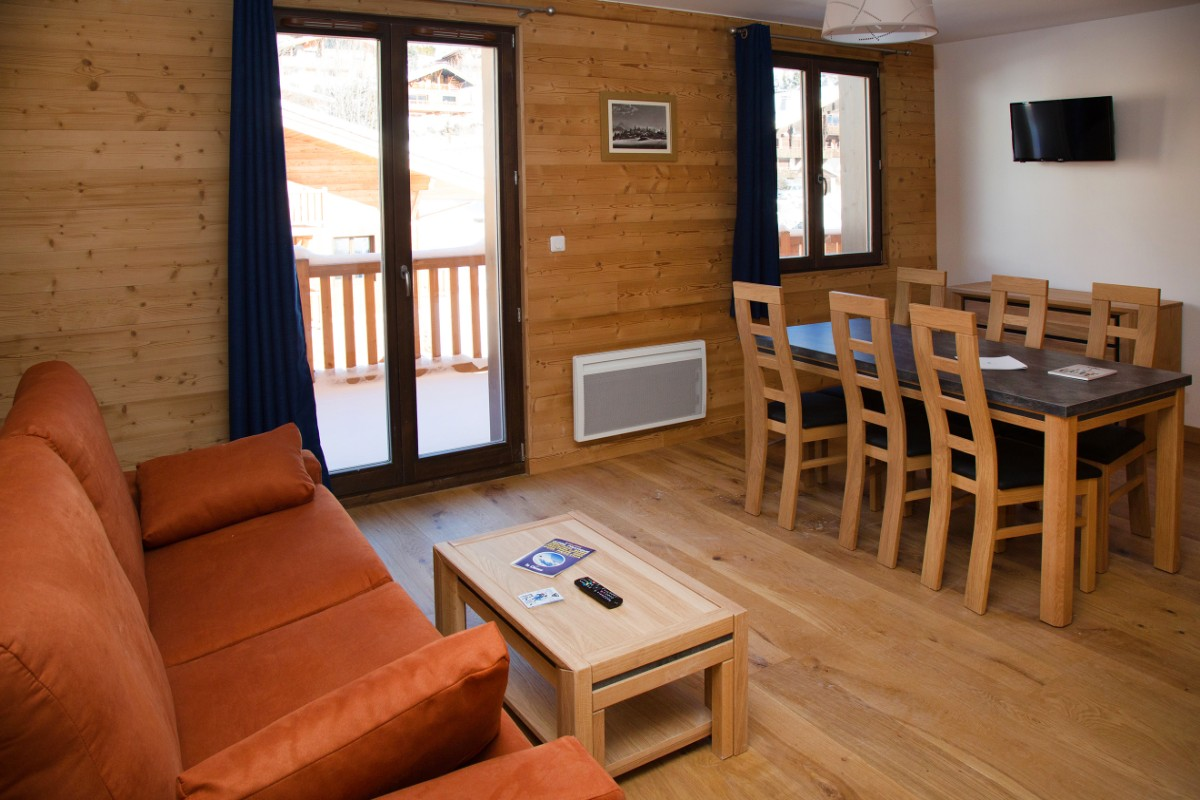 Mendi Aldi, La Clusaz (self catered apartments) - Apartments