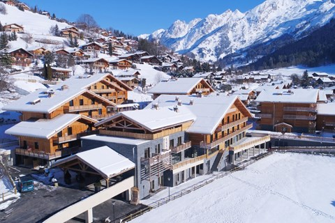 Mendi Aldi, La Clusaz (self catered apartments)