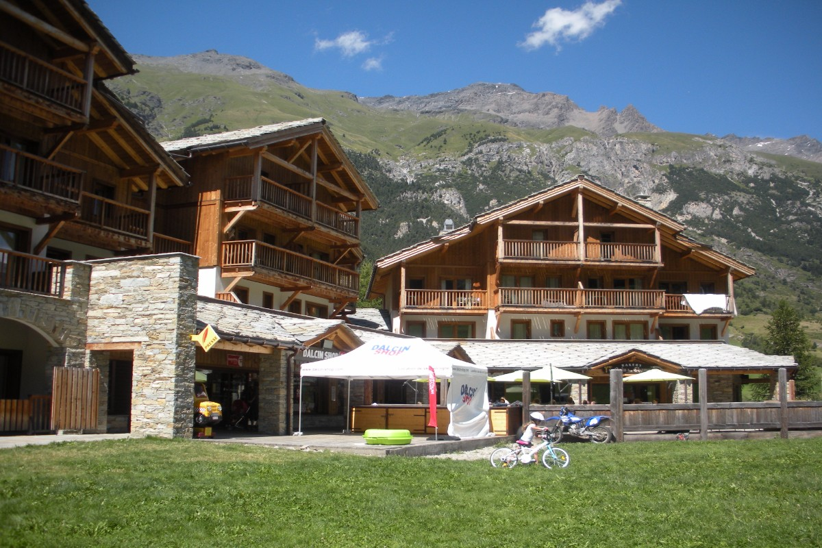 Le Criterium, Val Cenis (self catered apartments)