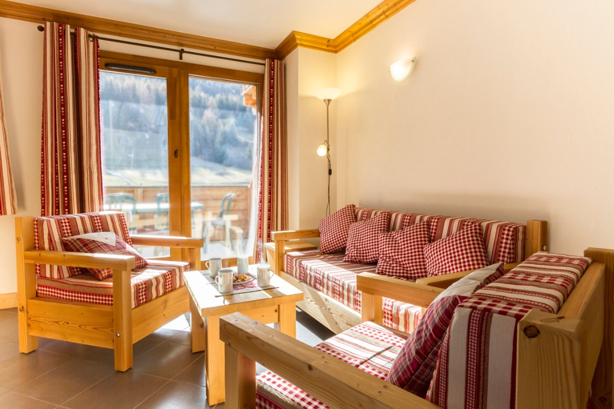 Le Criterium, Val Cenis (self catered apartments) - Apartments