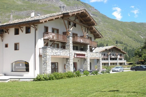 Clos Vanoise, Bessans (self catered apartments)