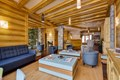 Les Chalets de Leana, Les Carroz (self catered apartments) - Reception