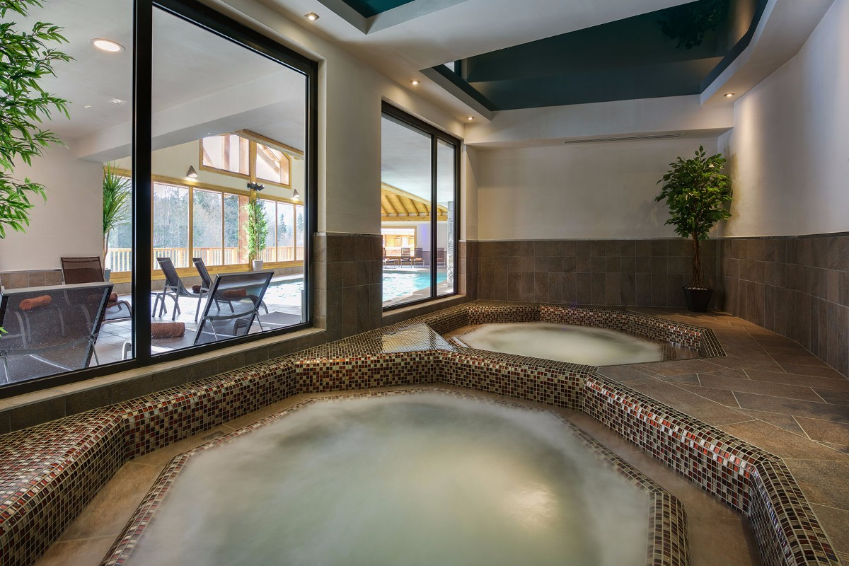 Leana, Les Carroz (self catered apartments) - Jacuzzis