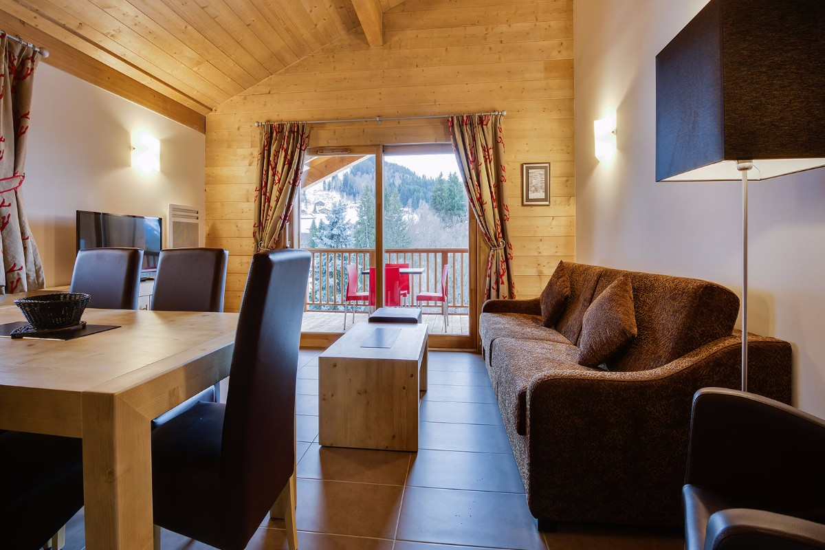 Les Chalets de Leana, Les Carroz (self catered apartments) - Apartments