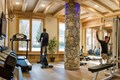 Les Chalets de Layssia, Samoens (self catered apartments) - Gym