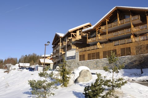 Oree des Neiges, Peisey Vallandry (self catered apartments)
