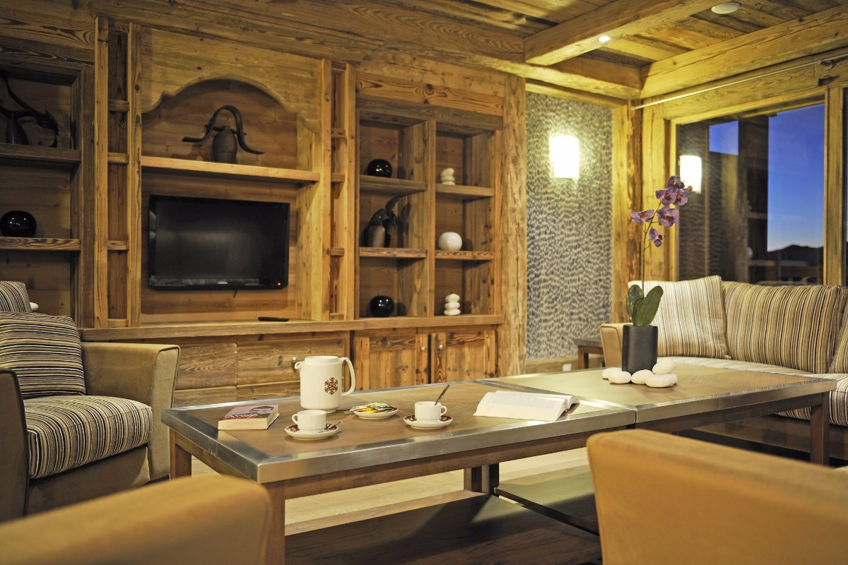 Oree des Neiges, Peisey Vallandry (self catered apartments) - Residence Lounge
