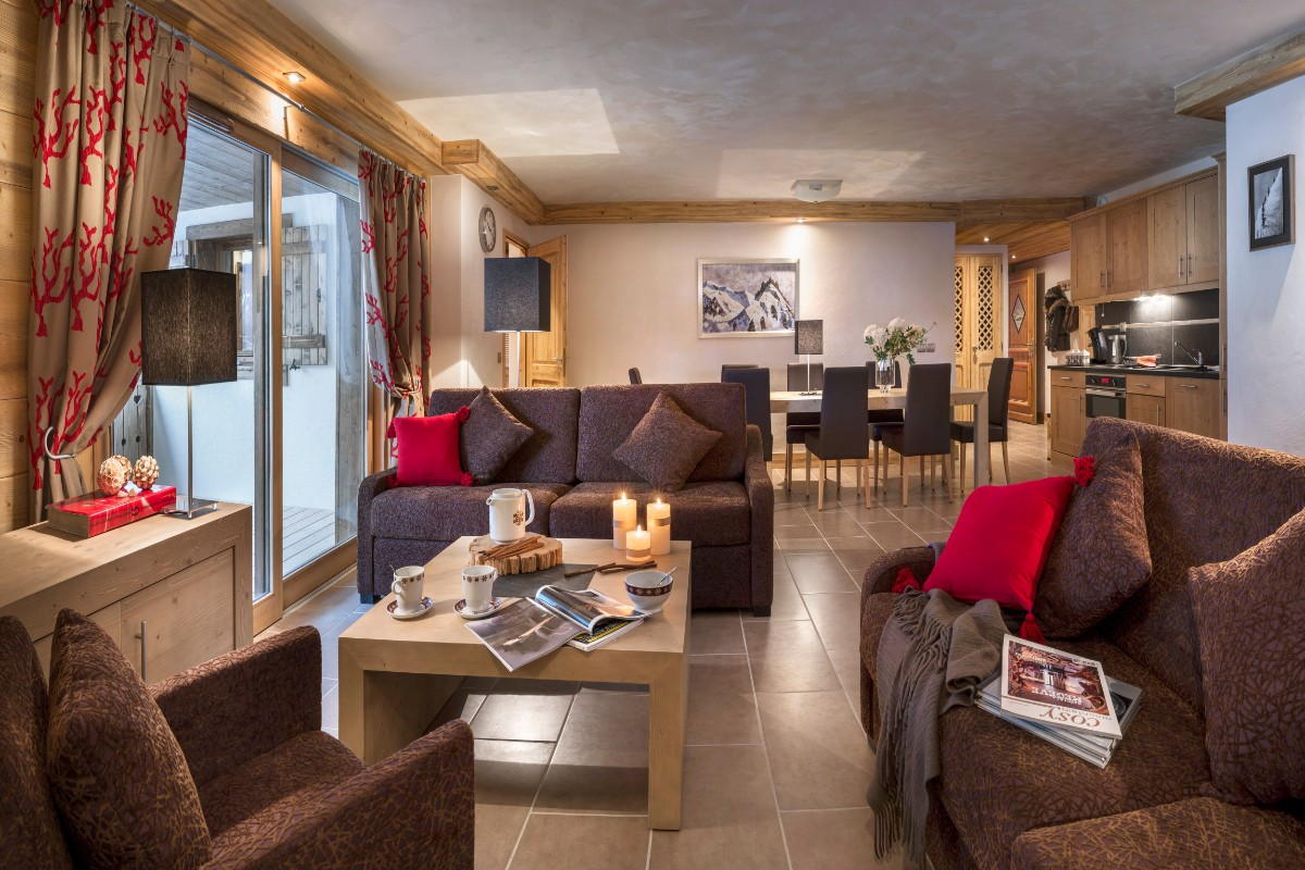 Oree des Neiges, Peisey Vallandry (self catered apartments) - Apartments