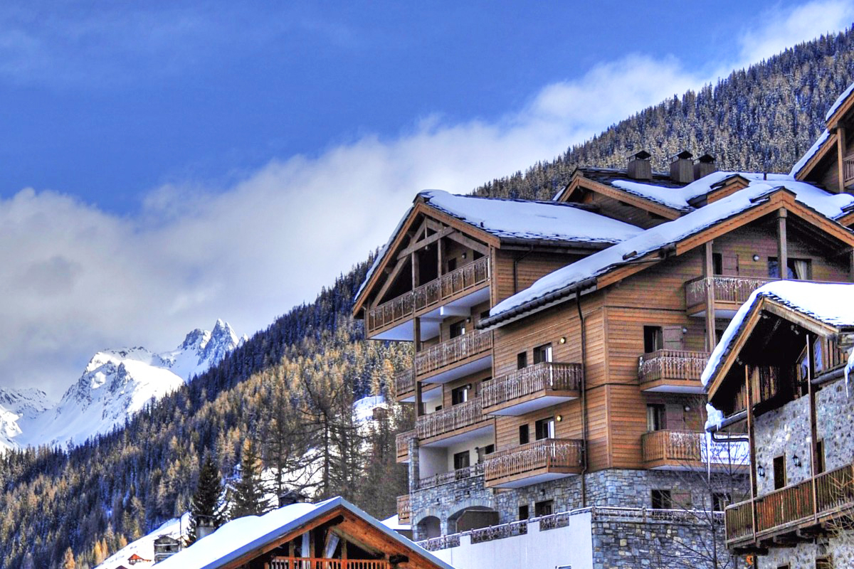 Le Ruitor, Sainte Foy (self catered apartments)