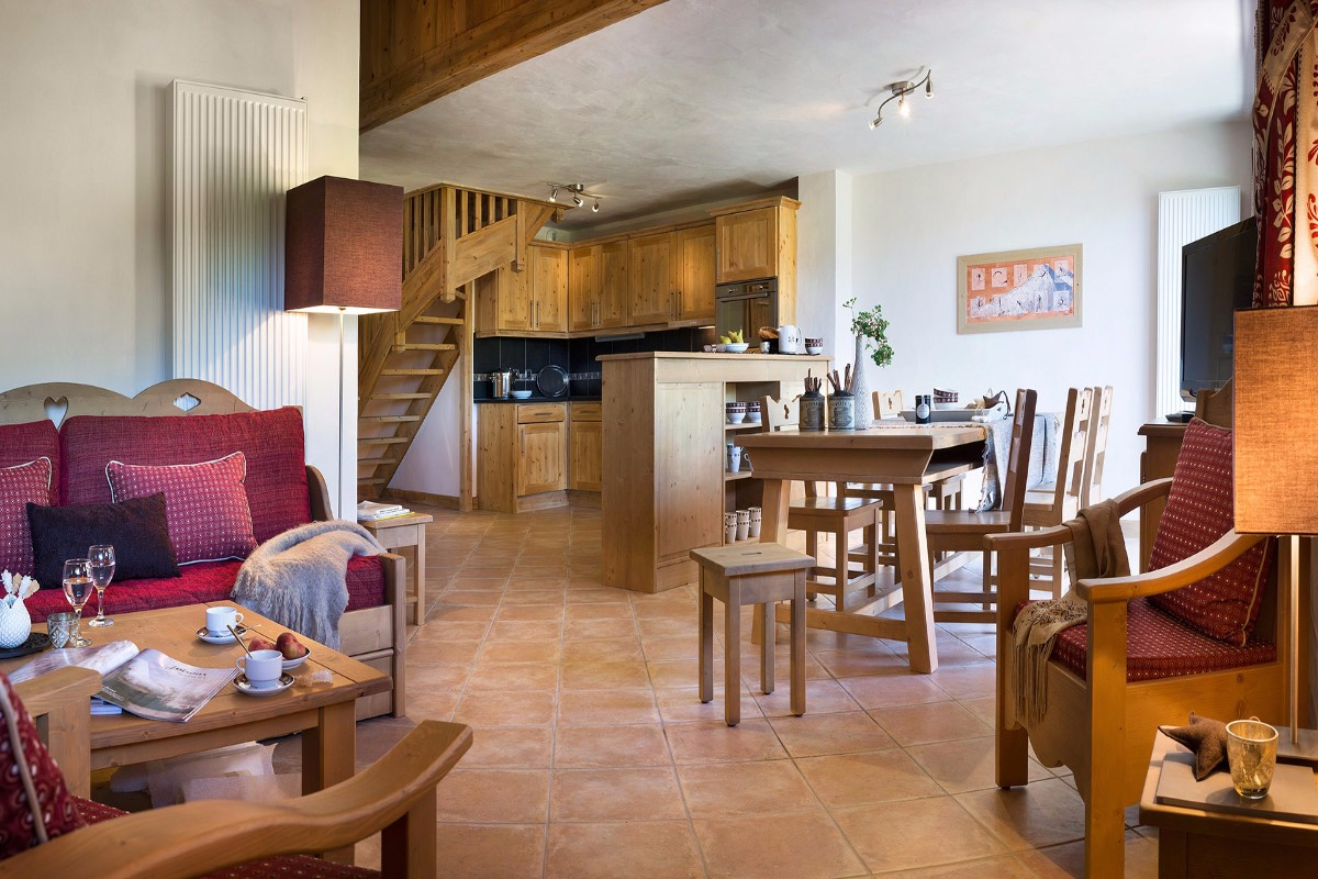 Le Village de Lessy, Le Grand Bornand (self catered apartments) - Apartments