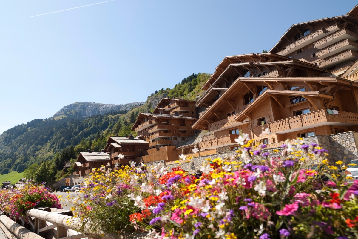 Le Village de Lessy, Le Grand Bornand (self catered apartments)