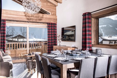Les Cimes, La Clusaz (self catered apartments) - Apartments