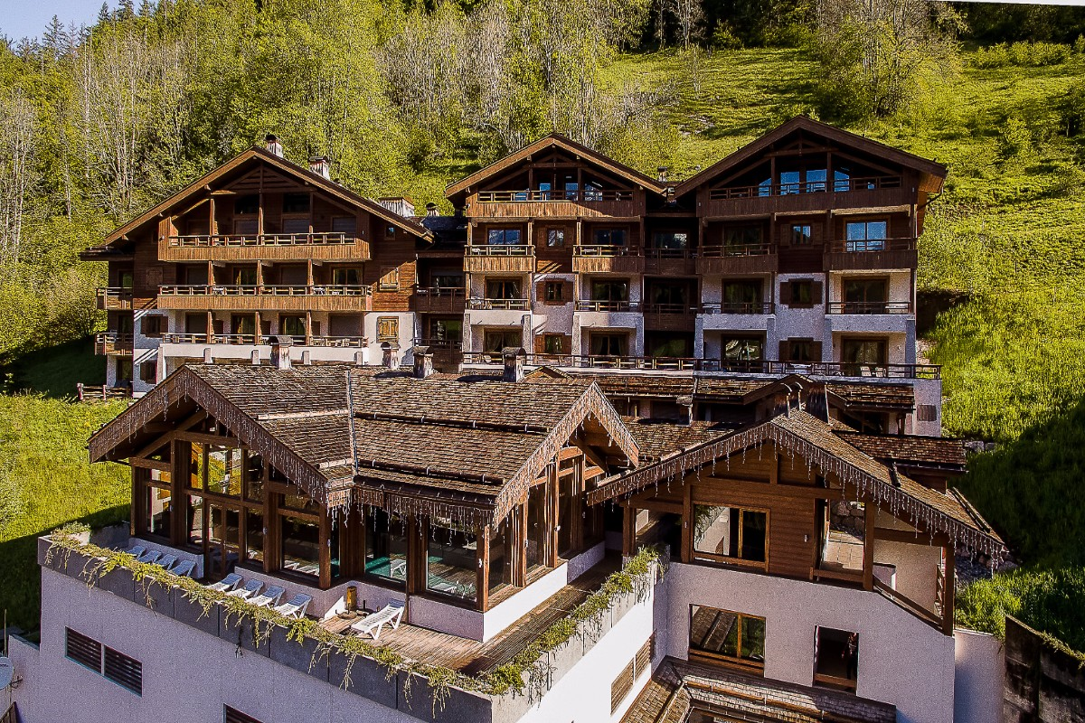 Grandes Alpes, La Clusaz (self catered apartments)