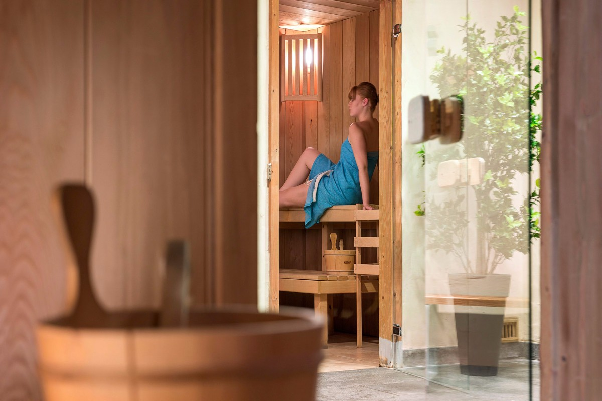 Les Alpages de Champagny, Champagny (self catered apartments) - Sauna