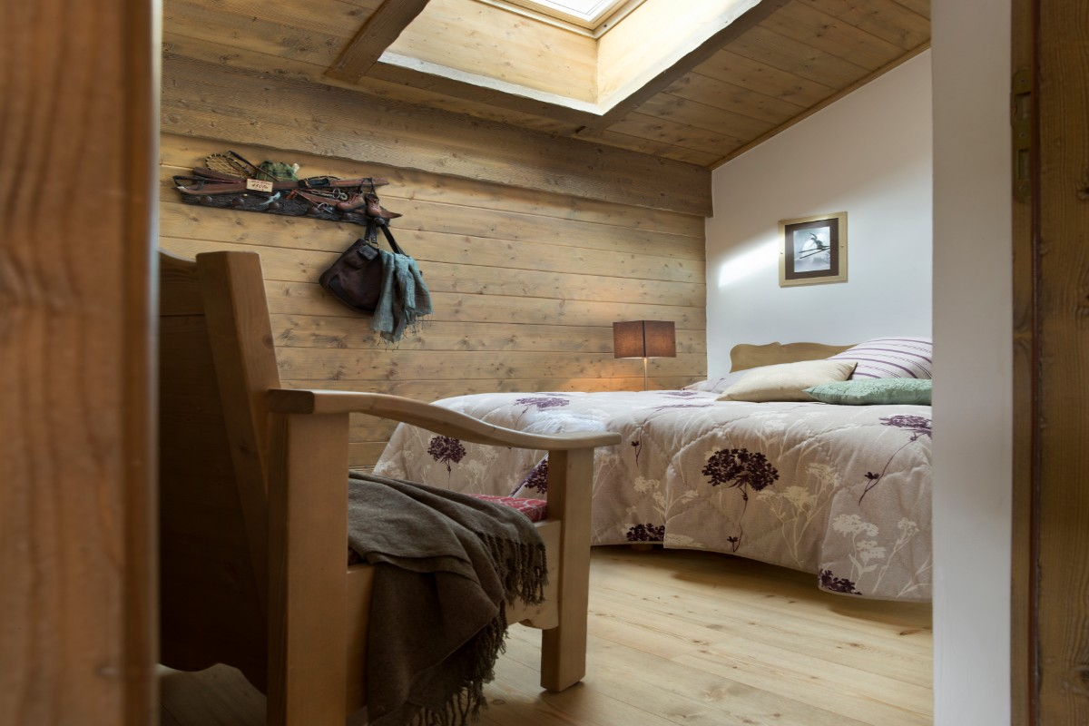 Le Telemark, Tignes les Lac (self catered apartments) - Twin Bedroom