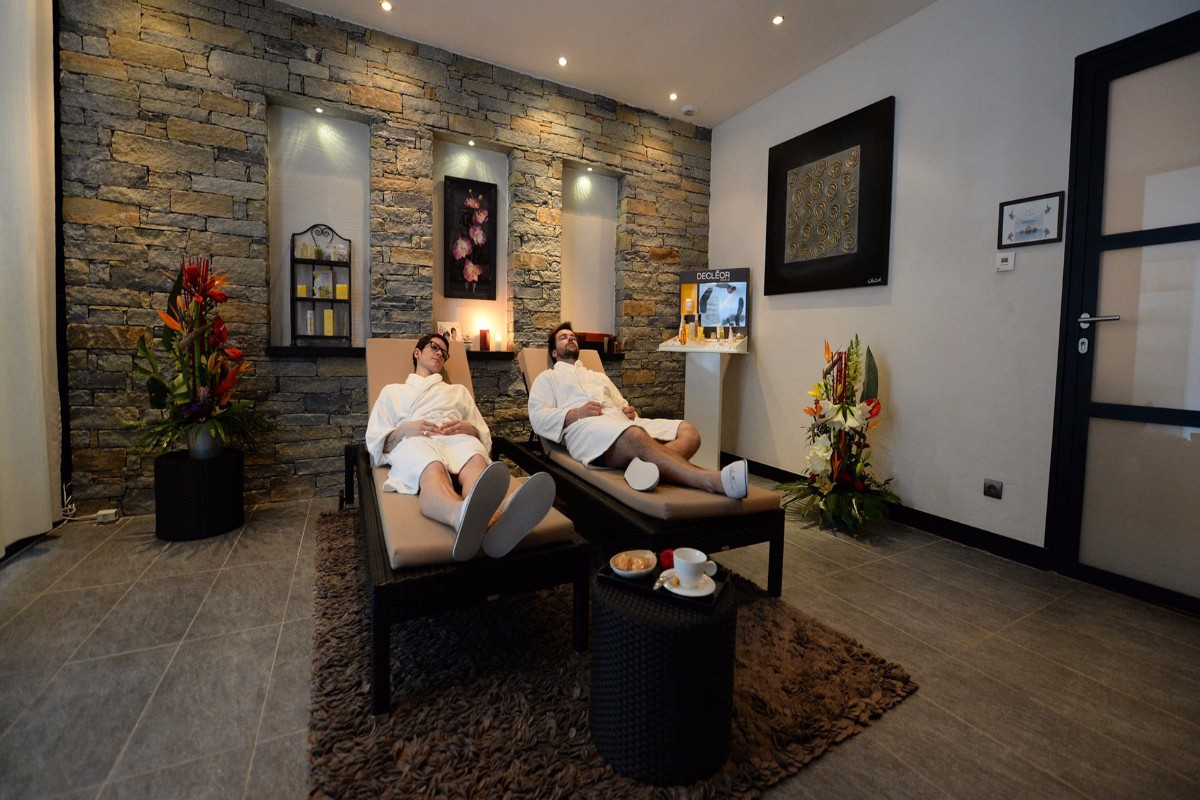 Le Coeur d'Or, Bourg St Maurice (self catered apartments) - Spa