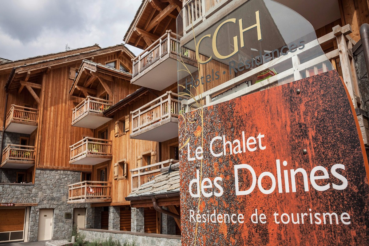 Chalet des Dolines, Montgenevre (self catered apartments)