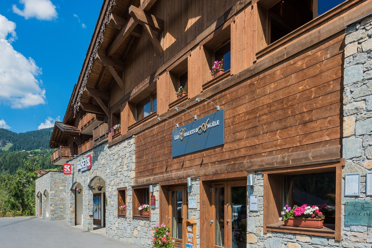 Les Chalets d'Angele, Chatel (self catered apartments)