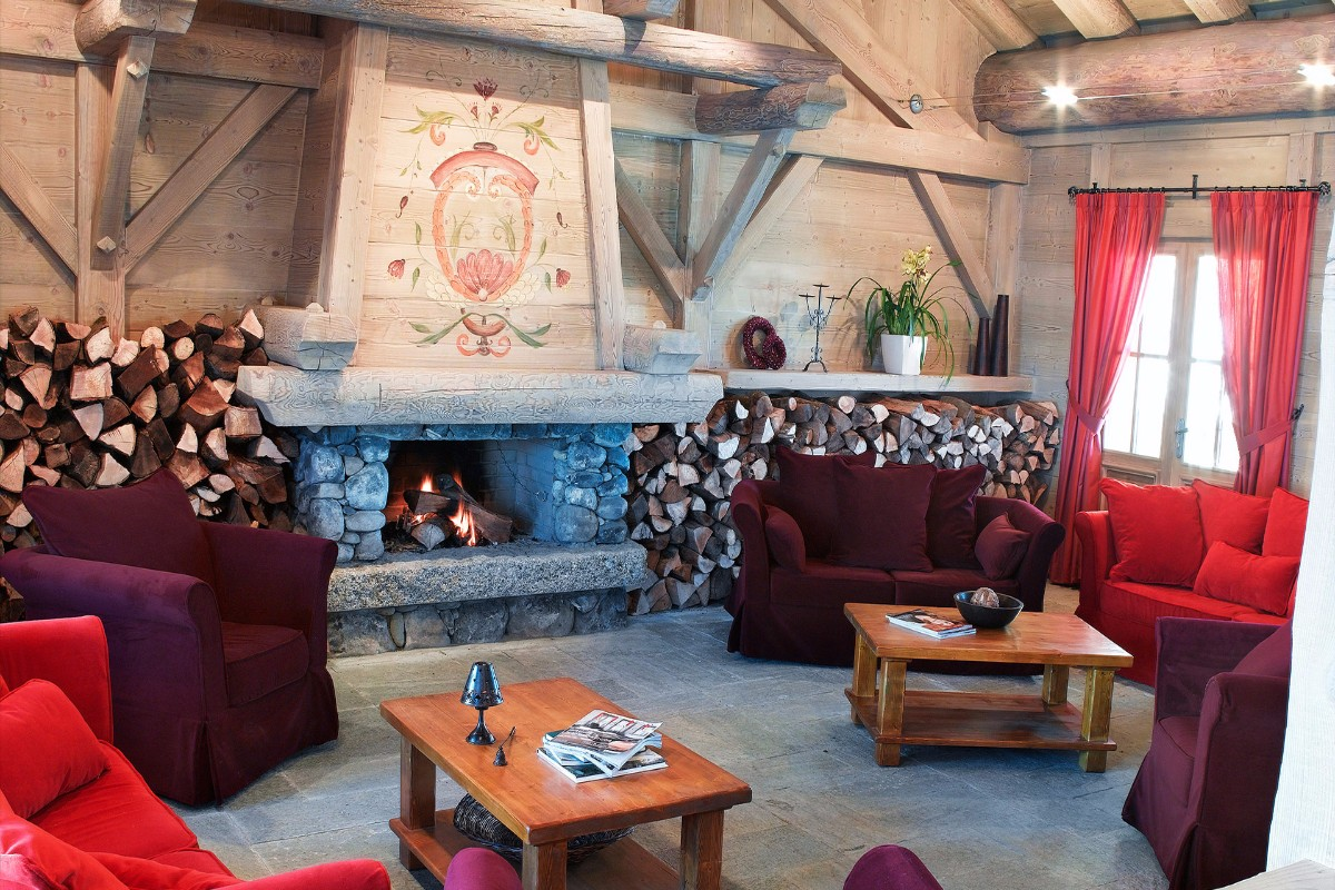 Hameau du Beaufortain, Les Saisies (self catered apartments) - Residence Lounge
