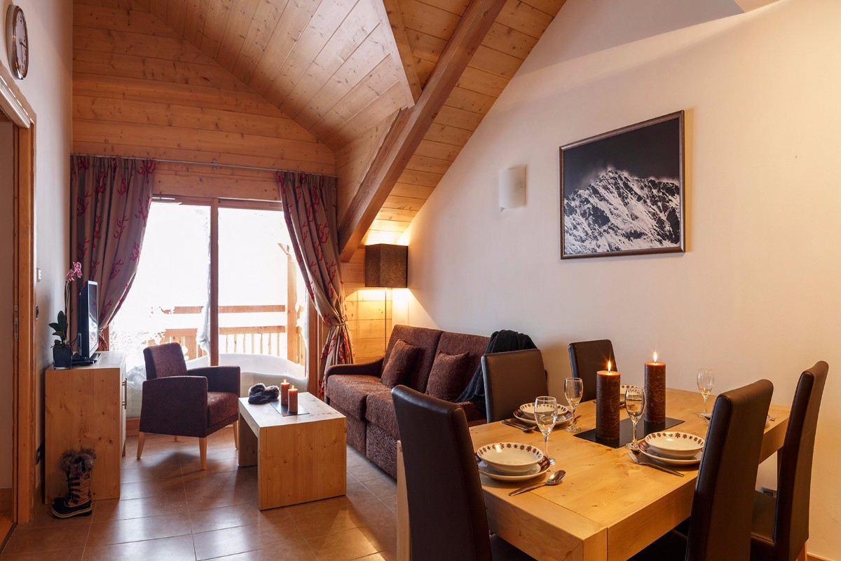 Le Napoleon, Montgenevre (self catered apartments) - Apartments